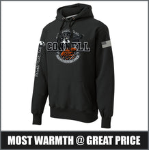 Load image into Gallery viewer, Signature Super Heavyweight Hoodie - Connell Trap Team