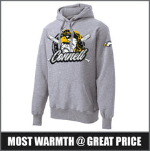 "Load image into Gallery viewer, ""Mullet"" Super Heavyweight Hoodie - CHS Baseball"