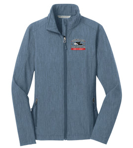 Ladies Soft Shell Jacket - CBJLS