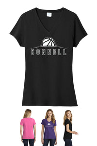 Ladies Comfort Blend T-Shirt - Connell Basketball