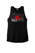Load image into Gallery viewer, Ladies Tri-Blend Wicking Tank - Fall Festival 2019