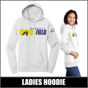 "Ladies ""Synergy"" Hoodie - CHS Track & Field"