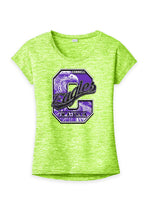 "Load image into Gallery viewer, CLEARANCE - Performance Tee - Regular or Ladies - Connell Eagles ""C"""