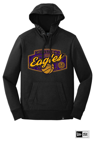 CHS Basketball - French Terry Pullover Hoodie by New Era®