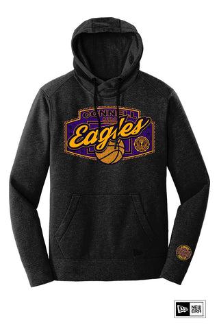 CHS Basketball - Tri-Blend Fleece Pullover Hoodie by New Era®