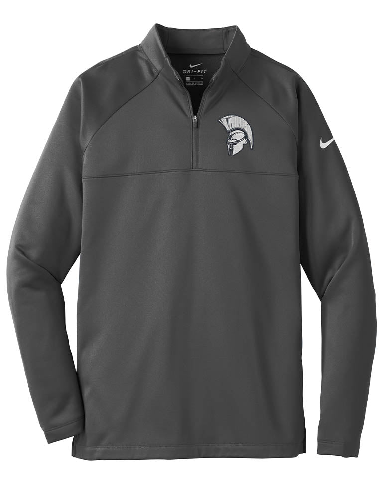 Nike Therma-FIT 1/2-Zip Fleece - Olds Jr High