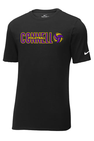Nike Core Cotton Tee - Short or Long Sleeve - Connell Volleyball