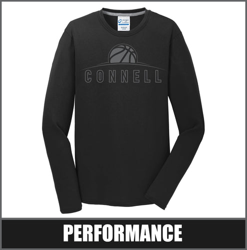 Performance Long Sleeve - Connell Basketball