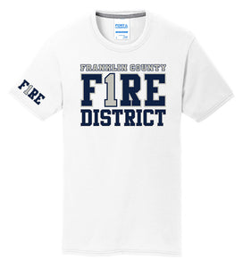 Performance T-Shirt (short or long sleeve) - FIRE 1