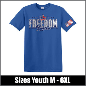 """Signature"" T-Shirt - Freedom Rodeo"