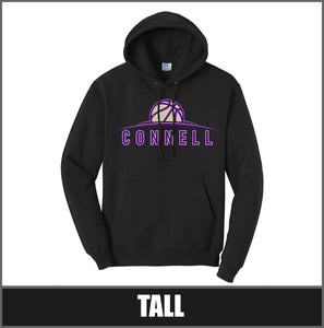"TALL ""Rise"" Collection - Connell Basketball"