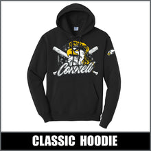 "Load image into Gallery viewer, ""Mullet"" Standard Hoodie - CHS Baseball"