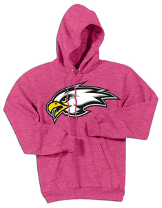 "CHS ""EAGLE"" Standard Hoodie - Connell Volleyball"