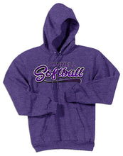 "Load image into Gallery viewer, ""Swoosh"" Standard Hoodie - CHS Softball"