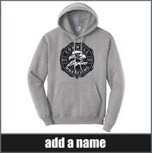 "Load image into Gallery viewer, ""Insignia"" Standard Hoodie - CHS Wrestling"