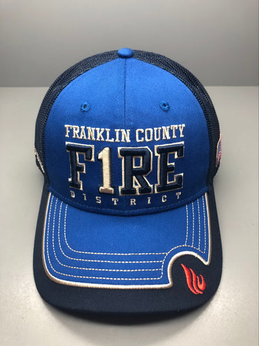 Official FCFD1 Cap - FIRE 1