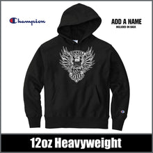 "Load image into Gallery viewer, ""2026"" Champion® Hoodie - Class of 2026"