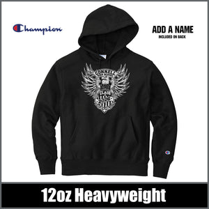 """2026"" Champion® Hoodie - Class of 2026"