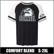 "Load image into Gallery viewer, ""Regal"" Vintage Jersey T-Shirt - Connell Eagles"
