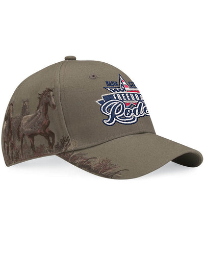 Mustang Cap - Freedom Rodeo