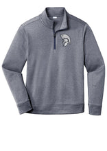 Load image into Gallery viewer, Premium Fleece 1/4-Zip Pullover - CHS Girls Basketball