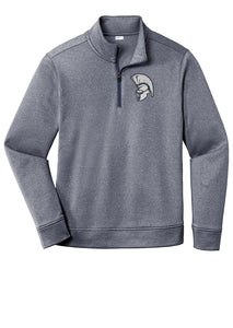 Premium Fleece 1/4-Zip Pullover - CHS Girls Basketball