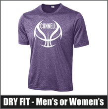 "Load image into Gallery viewer, Contender Dry-Fit ""Meteor"" T-Shirt - CHS Girls Basketball"