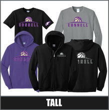 "Load image into Gallery viewer, TALL ""Rise"" Collection - Connell Basketball"