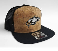 Load image into Gallery viewer, Cork Front / Mesh Back CHS Snapback Cap