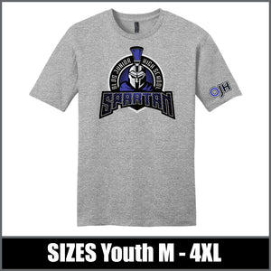 """Apex"" Softstyle T-Shirt - Olds Jr High"