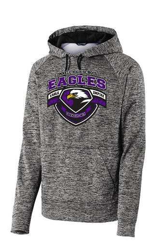 CLEARANCE - Premium Hoodie - Eagle Empire Crest