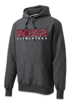 Load image into Gallery viewer, Super Heavyweight Hoodie by Sport-Tek® - Mesa Elementary