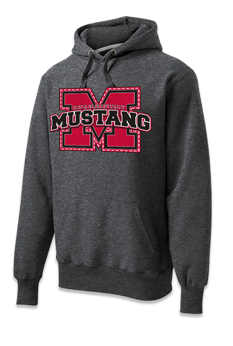 Super Heavyweight Hoodie by Sport-Tek® - Mesa Elementary
