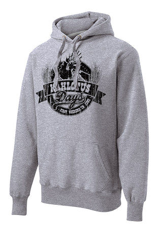 Super Heavyweight Hoodie by Sport-Tek® - Kahlotus Days