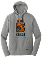 Load image into Gallery viewer, New Era® Tri-Blend Hoodie - See3Slam 2018