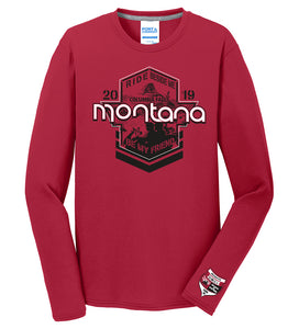 Long Sleeve T-Shirt - UMCI Washington