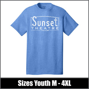 """Billboard"" T-Shirt - Sunset Theatre"