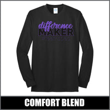 "Load image into Gallery viewer, ""Difference Maker"" Long Sleeve - #teamsped"