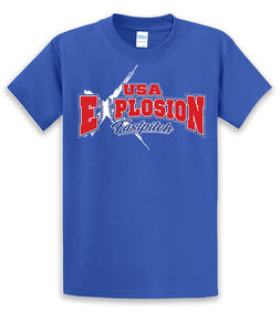 T-Shirt - USA Explosion Fastpitch