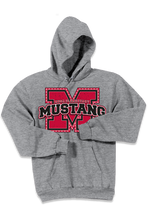 "Load image into Gallery viewer, ""M"" Standard Hoodie - Mesa Elementary"
