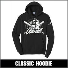 "Load image into Gallery viewer, ""Regal"" Standard Hoodie - CHS Baseball"