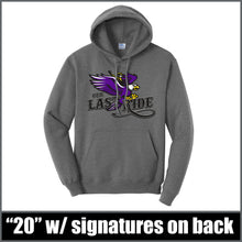 "Load image into Gallery viewer, ""Last Ride"" Hoodie - CHS Class of 2020"