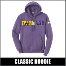 "Load image into Gallery viewer, ""Synergy"" Standard Hoodie - CHS Track & Field"