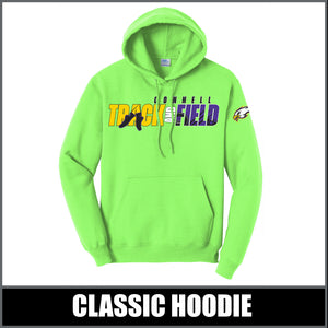 """Synergy"" Standard Hoodie - CHS Track & Field"