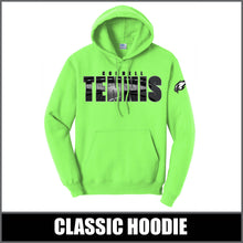 "Load image into Gallery viewer, Chrome ""Shadow"" Standard Hoodie - CHS Tennis"
