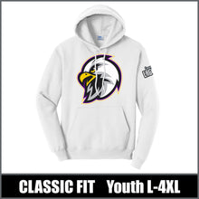 "Load image into Gallery viewer, ""Definitive"" Hoodie - Connell Eagles"