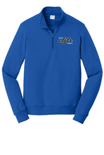 Load image into Gallery viewer, Fleece 1/4-Zip Pullover Sweatshirt - CBJLS