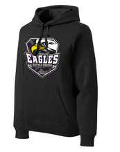 Load image into Gallery viewer, Midweight Pullover Hoodie w/ Tall - Connell Eagles