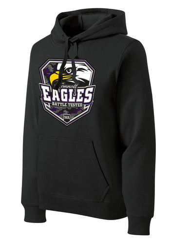 Super Heavyweight Hoodie - Connell Eagles