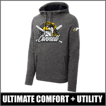 "Load image into Gallery viewer, ""Mullet"" Triumph Hoodie - CHS Baseball"